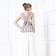 Платья ручной работы. вечернее платье. Rouge Label. Интернет-магазин Ярмарка Мастеров. Белое платье, Платье нарядное