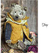Куклы и игрушки ручной работы. Ярмарка Мастеров - ручная работа Troy - участник ХТ. Handmade.
