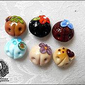 Материалы для творчества ручной работы. Ярмарка Мастеров - ручная работа Носик для мишки Тедди. Handmade.
