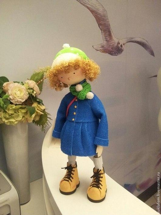 Коллекционные куклы ручной работы. Ярмарка Мастеров - ручная работа. Купить кукла из фоамирана. Handmade. Кукла в подарок, кукла из фоамирана