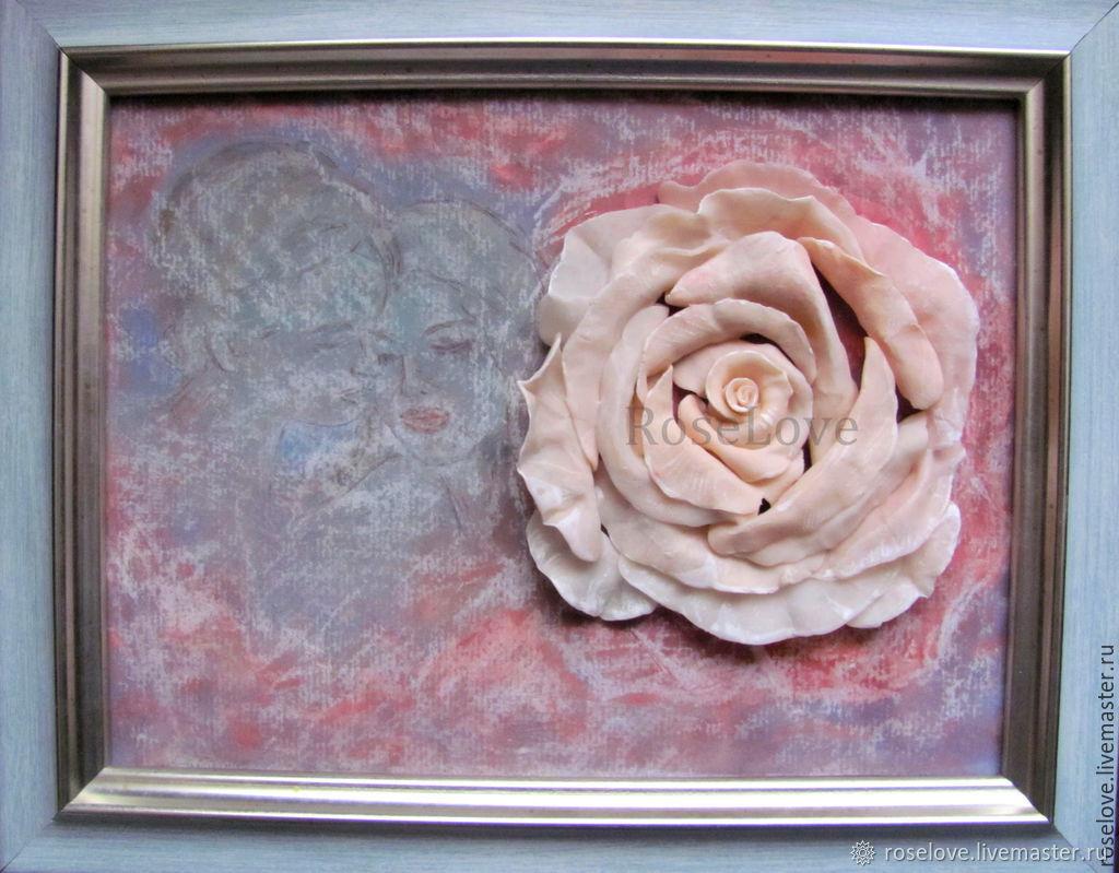картинки объемные розы шоу