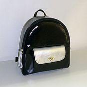 Сумки и аксессуары handmade. Livemaster - original item Backpack leather 301. Handmade.