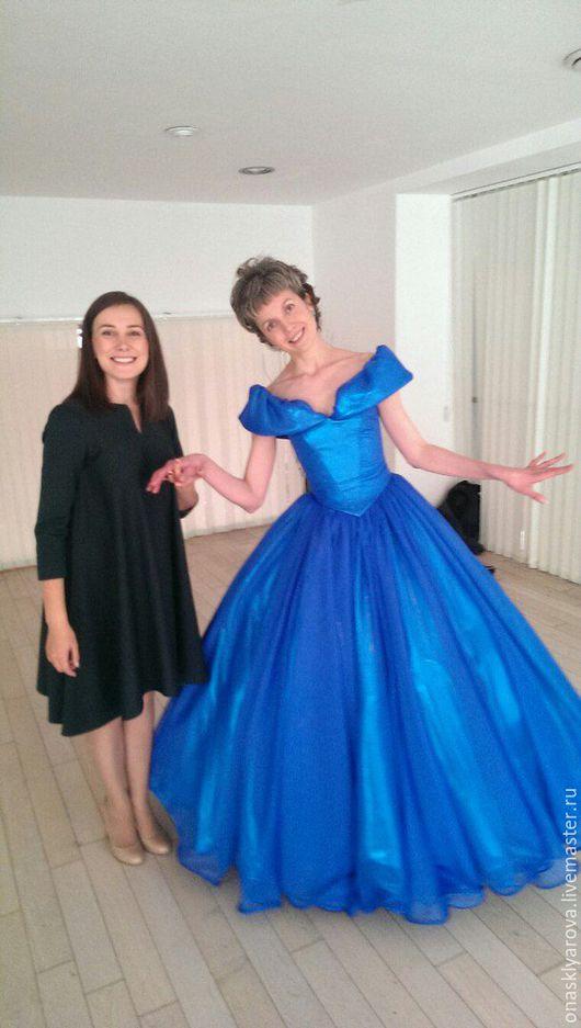 Платья ручной работы. Ярмарка Мастеров - ручная работа. Купить Платье Золушки. Handmade. Корсетное платье, красивое платье