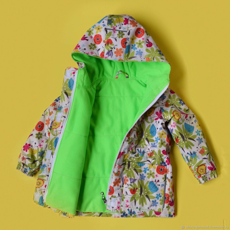 Куртка мембранная для девочки, Одежда, Брянск, Фото №1