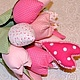 Цветы ручной работы. Букет весенних цветов. текСТИЛЬНЫЕ игрушки от Татьяны Найт (tekstyle-art). Интернет-магазин Ярмарка Мастеров.