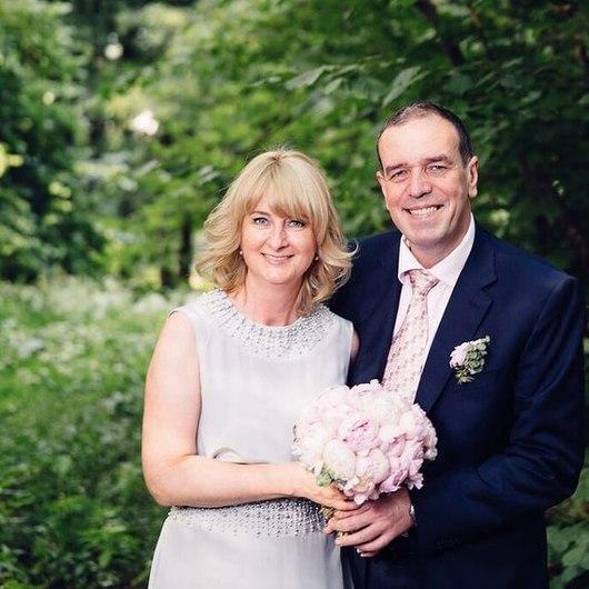 Счастливые и благодарные клиенты) Очень красивая пара!