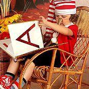 """Работы для детей, ручной работы. Ярмарка Мастеров - ручная работа Костюм """" Буратино"""". Handmade."""