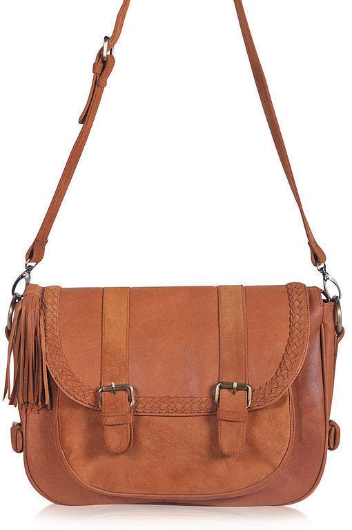 Женская сумка мессенджер