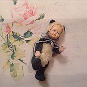 Куклы и игрушки ручной работы. Ярмарка Мастеров - ручная работа Малыш. Handmade.