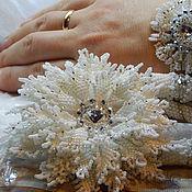 Свадебный комплект Цветок вечной любви