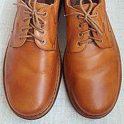 Pikolinos мужские туфли, р. 42, коричневые