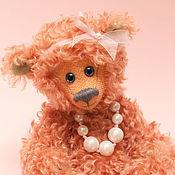 Куклы и игрушки ручной работы. Ярмарка Мастеров - ручная работа Медведица Бетти. Handmade.