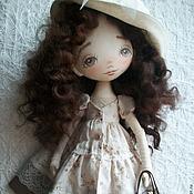 Куклы и игрушки ручной работы. Ярмарка Мастеров - ручная работа Кукла Эмма. Handmade.