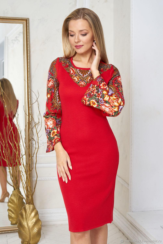 Dress 'Zlatoslava', Dresses, St. Petersburg,  Фото №1