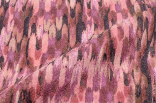 Шитье ручной работы. Ярмарка Мастеров - ручная работа. Купить Плательная шерсть Beige rosa Италия. Handmade. Ткань для шитья