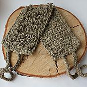 Для дома и интерьера handmade. Livemaster - original item Bilateral bast of the flax