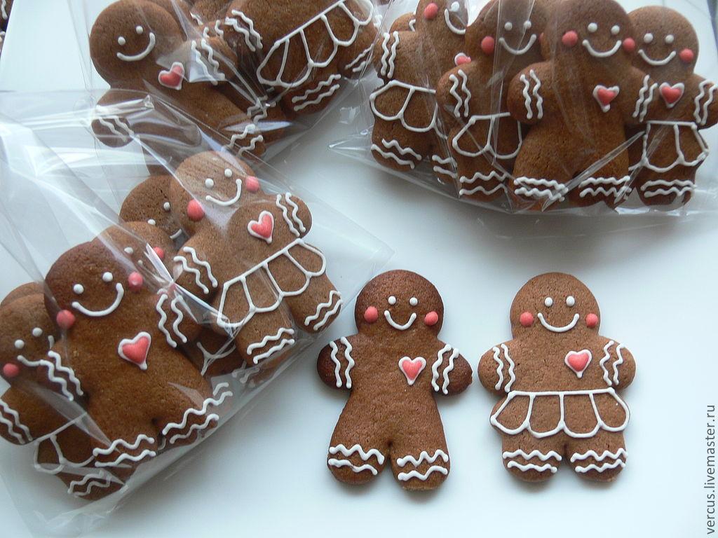 Юлия смайл имбирное печенье