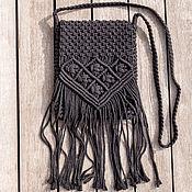 Сумки и аксессуары handmade. Livemaster - original item Bag made of natural cotton Emma. Handmade.