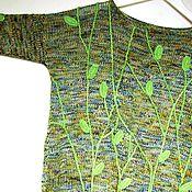 """Одежда ручной работы. Ярмарка Мастеров - ручная работа Джемпер """"Другое дерево"""". Handmade."""