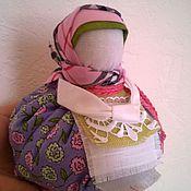 Куклы и игрушки ручной работы. Ярмарка Мастеров - ручная работа Народная куколка Благополучница. Handmade.