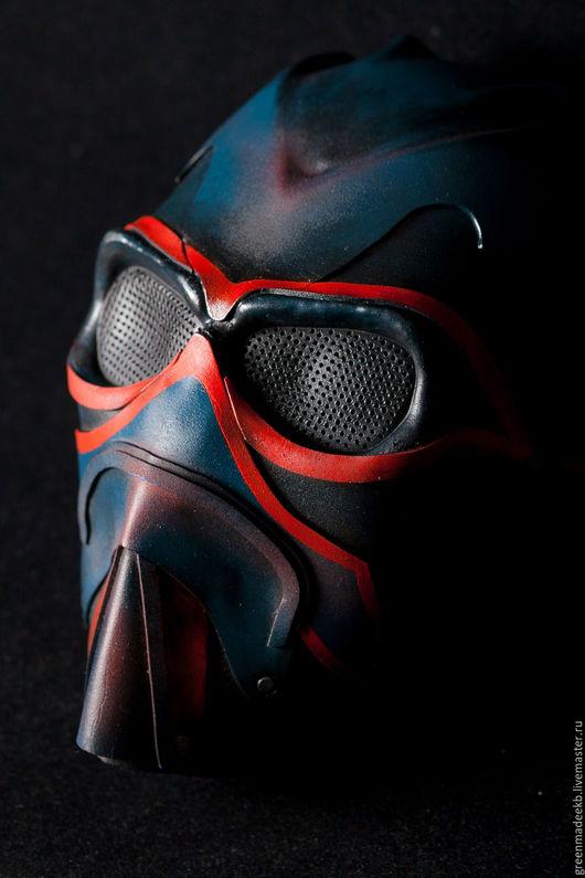 Персональные подарки ручной работы. Ярмарка Мастеров - ручная работа. Купить маска Шершень. Handmade. Маска, пластик