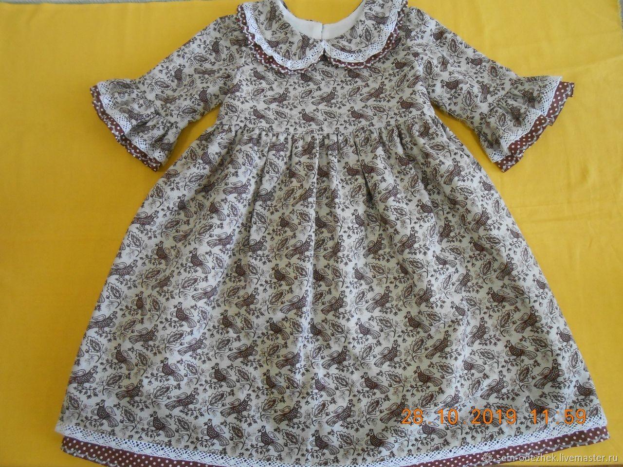 Одежда: Платье для девочки, Платье, Архангельск,  Фото №1