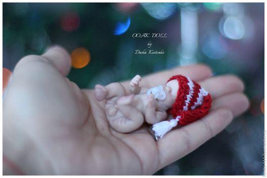 Куклы-младенцы и reborn ручной работы. Ярмарка Мастеров - ручная работа. Купить ООАК Захарка!. Handmade. Даша костенко, fimo