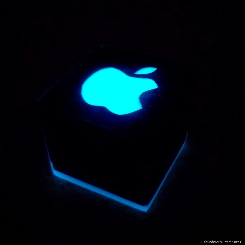 Box made of beech ' Apple', Box, Vologda,  Фото №1