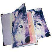 Канцелярские товары handmade. Livemaster - original item Passport cover. Cover papers, series