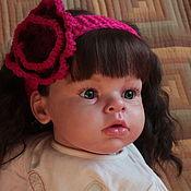 Куклы и игрушки ручной работы. Ярмарка Мастеров - ручная работа Кукла реборн Ариша.. Handmade.