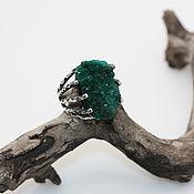 Кольца ручной работы. Ярмарка Мастеров - ручная работа Кольцо Диоптаз. Handmade.