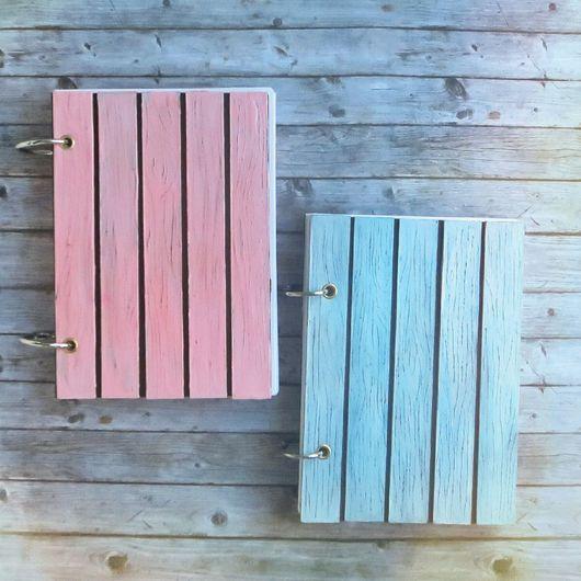"""Блокноты ручной работы. Ярмарка Мастеров - ручная работа. Купить Скетчбук """"Зарисовки под голубым небом"""". Handmade. Небо, голубой"""