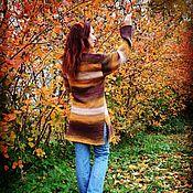 Одежда ручной работы. Ярмарка Мастеров - ручная работа Осенняя мелодия. Handmade.