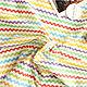 """Шитье ручной работы. Ярмарка Мастеров - ручная работа. Купить 0397 Ткань поликоттон """"Вьюнчик"""". Handmade. Голубой, ткань хлопок"""