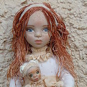 Куклы и игрушки ручной работы. Ярмарка Мастеров - ручная работа Энни.Волшебные мечты.. Handmade.