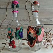 Подарки к праздникам ручной работы. Ярмарка Мастеров - ручная работа Графин. Handmade.