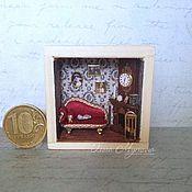 Сувениры и подарки ручной работы. Ярмарка Мастеров - ручная работа Румбокс-гостиная. Handmade.