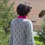 Одежда ручной работы. Ярмарка Мастеров - ручная работа Летнее вязаное пальто MUST HAVE. Handmade.