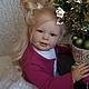Куклы-младенцы и reborn ручной работы. Маленькая принцесса. Наталья Кудрявцева (bikova). Ярмарка Мастеров. На заказ, Молд