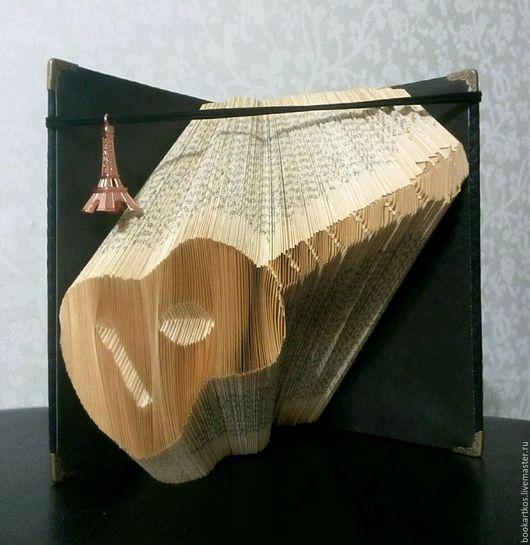 Подарочные наборы ручной работы. Ярмарка Мастеров - ручная работа. Купить Гитара! - скульптура из книги. Handmade. Кострома, подарок, для мужчин