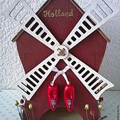 """Для дома и интерьера ручной работы. Ярмарка Мастеров - ручная работа Чайный домик """"Голландский"""". Handmade."""