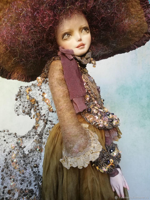 "Художественная кукла "" Тайна"", Куклы и пупсы, Санкт-Петербург,  Фото №1"