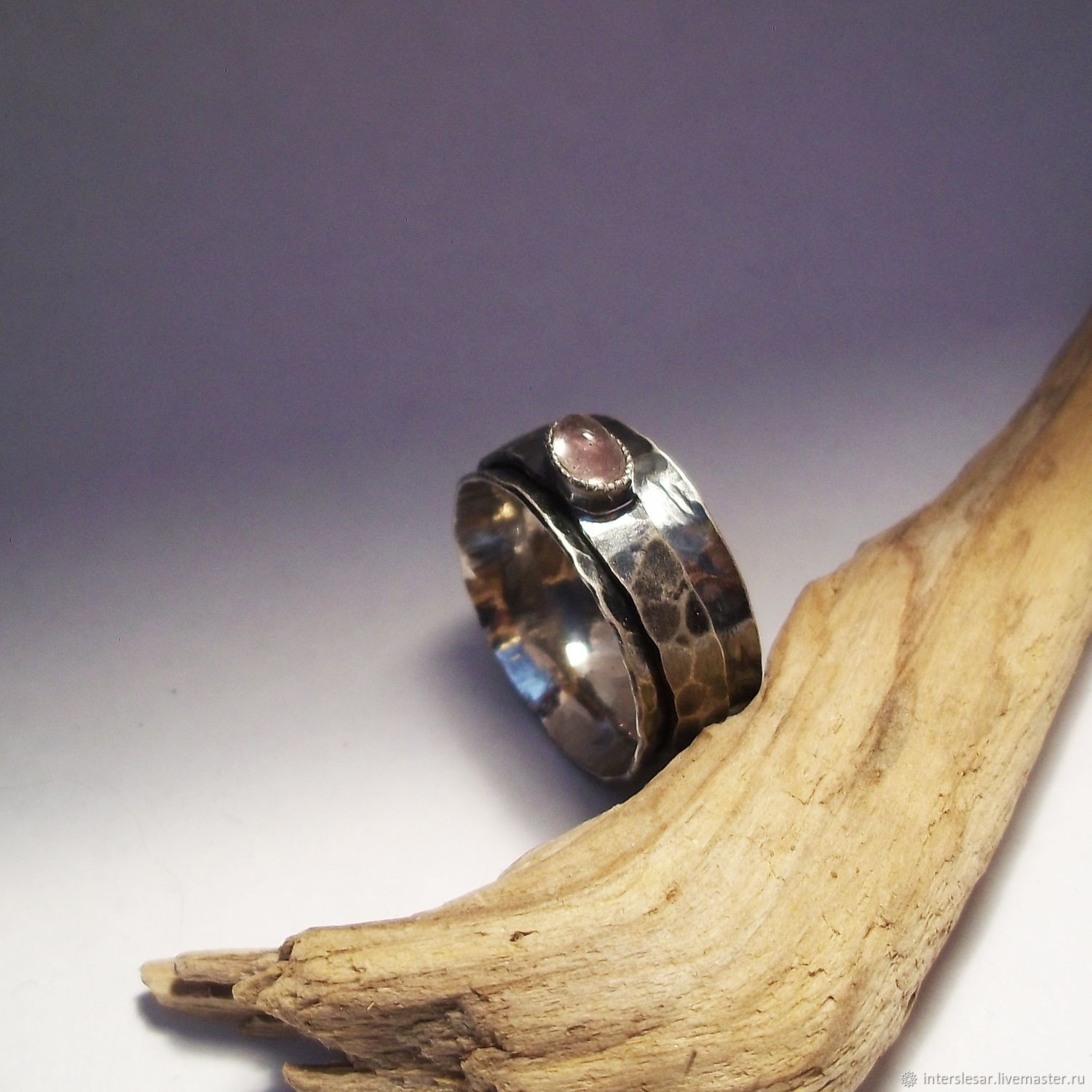 Tourmaline ring ' The beginning of the day', Rings, Moscow,  Фото №1