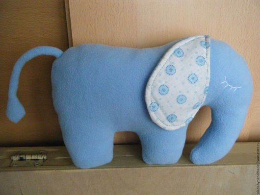 игрушка для сна слон