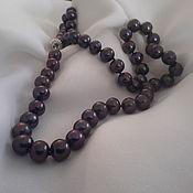 Украшения handmade. Livemaster - original item Black pearl .. Handmade.
