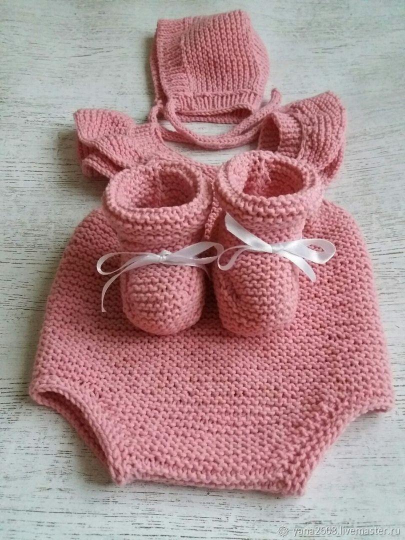 Комплект одежды на возраст 3 месяца, Одежда унисекс, Чебоксары, Фото №1