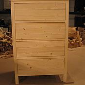Для дома и интерьера handmade. Livemaster - original item Chest of drawers made of pine. Handmade.