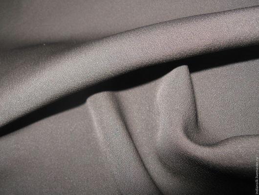 Шитье ручной работы. Ярмарка Мастеров - ручная работа. Купить Антикварный японский шелк 60х гг черный. Handmade. Черный
