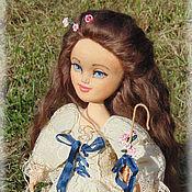Куклы и игрушки ручной работы. Ярмарка Мастеров - ручная работа Пастушка, авторская текстильная кукла, artdoll. Handmade.