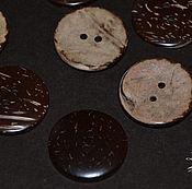 Материалы для творчества handmade. Livemaster - original item Buttons decorative